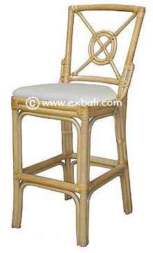 Cane Bar chair