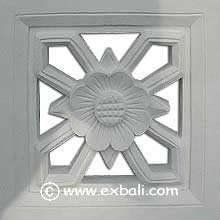 Stone decorating products from Bali