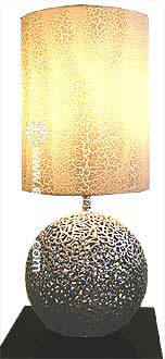 Stainless art lamp shades