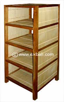 Teak Bamboo combination furniture