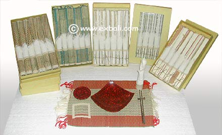 Placemat Gift Boxes