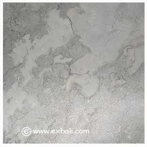 Grey marble floor tile